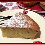 recette Gâteau vanille