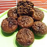 recette Muffins light pâte à tartiner