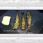 recette Sardines grillées au gros sel, huile d'olive et piment d'Espelette