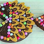 recette Gâteau d'anniversaire poisson