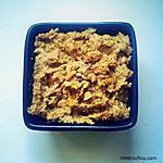 recette Pâte aux spéculoos et noix à tartiner