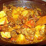 recette Ragoût d'agneau aux pommes de terre