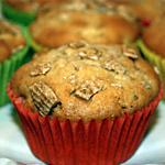 recette Muffins moelleux pomme-cannelle