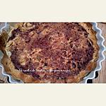 recette Tarte aux 2 oignons et boursin aux figues