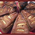 recette Cake aux spéculoos et aux pommes