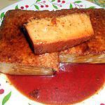 recette RUSTICO BONET (dessert Piémontais)