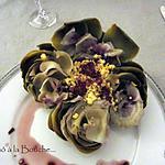 recette Artichaut à la vinaigrette...