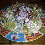 recette Salade Vosgienne