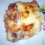 recette Lasagnes végétariennnes aux légumes du soleil...
