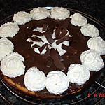 recette gateau a la créme et au chocolat