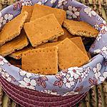recette Graham crackers maison