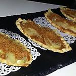 recette Tartelettes pommes spéculoos