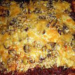 recette Pizza au confit de canard