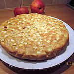 recette gâteau aux pommes sans gluten
