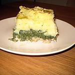 recette Hachis parmentier aux épinards