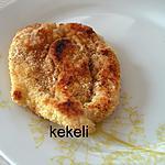 recette Galettes de poulet panées