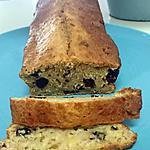 recette Bread cake banane de Kilometre-0