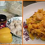 recette Plat aux saveurs asiatiques