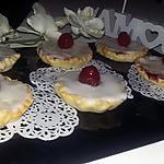 recette Tarte bakewell cerise amande