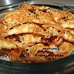 recette feuilletés salés et feuilletés sucrés