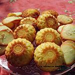 recette Gâteaux rapides au rhum