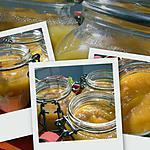 recette Panna cotta et sa compotée de mangue vanillée