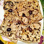 recette Mahjoub Farci ( Crêpe de semoule )