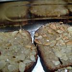 recette pains perdu aux amandes