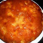 recette Moelleux aux poires