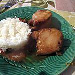 recette haut de cuisse de poulet farci a la ratatouille