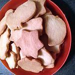 recette Petits sablés aussi bon que les galettes bretonnes