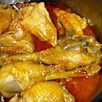recette Poulet aux tomates