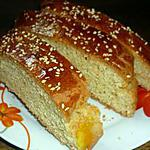 recette gâteau croquant