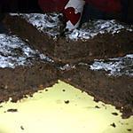 recette fondant au chocolat et noix
