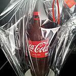 recette Gâteau d'anniversaire bouteille de coca-cola