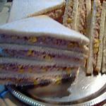 recette sandwich thon mais pour lunch