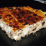 recette Cheesecake salé à la truite fumée