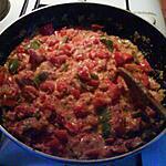 recette Piperade aux poivrons et tomates