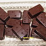 recette Pralines caramel beurre salé, noix de coco et noisettes