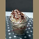recette Crème dessert liégeoise noisette (au companion ou autres robots)