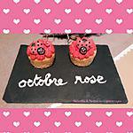 recette Cupcake façon 4 quarts et son topping crème au beurre (au companion ou autres robots)
