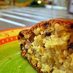 recette Gâteau au yaourt et noix moelleux et léger