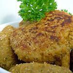recette Croquettes de cabillaud au paprika