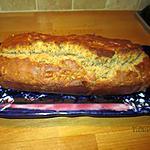 recette cake au noix, miel et épices  sans gluten inspiration kilomètre-0