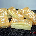 recette Biscuit mousseline