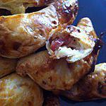 recette Empanadas chèvre miel