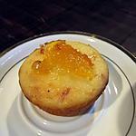 recette Muffins à l'orange