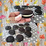 recette Recette de biscuits Oréo ® maison (au companion ou autres robots)
