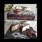 recette Gâteau noix de coco et chocolat ou gâteau Bounty® (au companion ou autres robots)