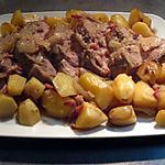 recette rôti de veau paysanne
